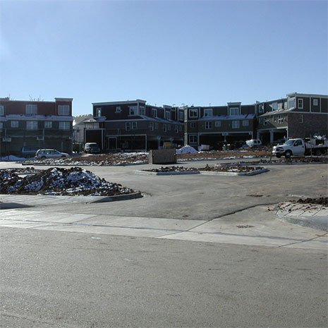 Dakota Ridge in Boulder:  Multi-family townhome and condos