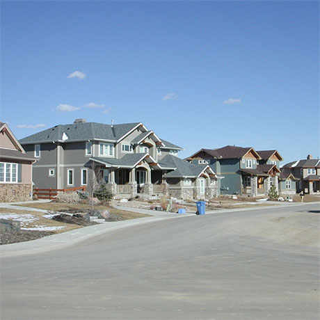 Meadow Mountain in Longmont: semi-custom homes