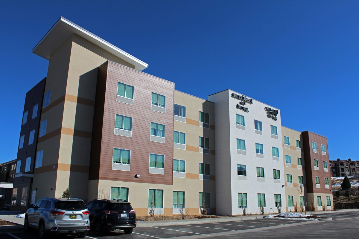 Residence Inn & Fairfield Inn Hotel- Broomfield,  CO