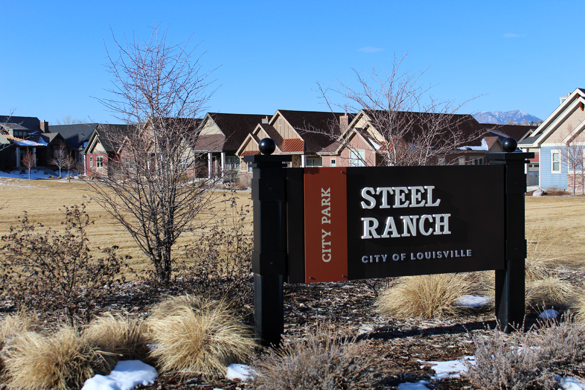 Steel Ranch in Louisville: 70 unit single-family homes