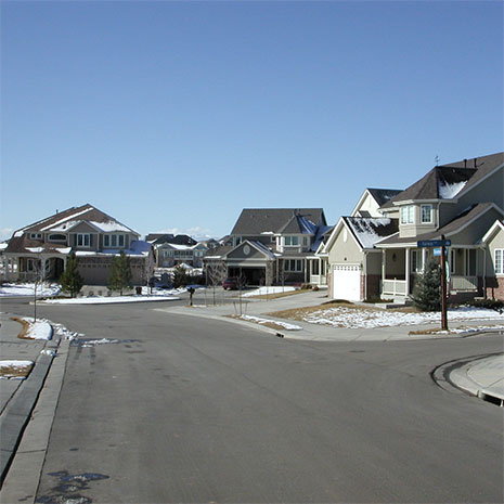 Broadlands in Broomfield: Semi-custom homes